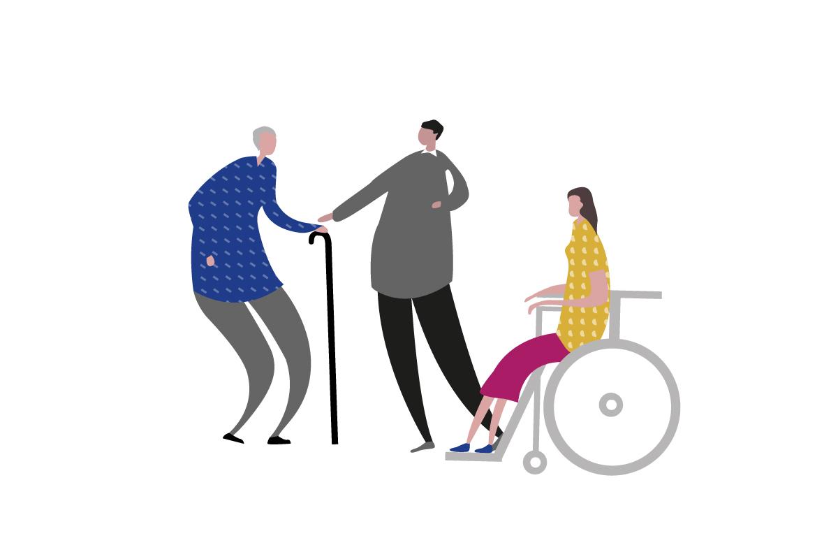 métiers du service a la personne ehpad personne agée ou handicapé l'alchimine