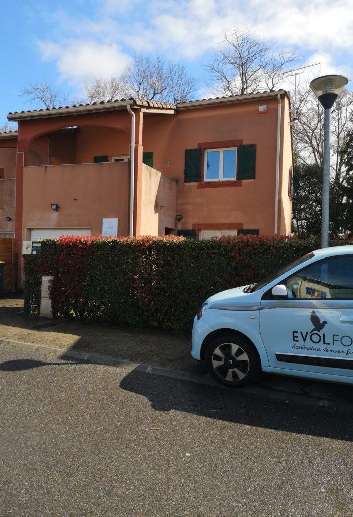 L'alchimine a Castelnau d'Estretefonds entre Toulouse et Montauban